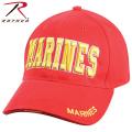 ★カートで18%OFF割引対象★ROTHCO ロスコ RED MARINES CAP【9337】【T】