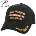 ☆ただいま20%割引中☆ROTHCO ロスコ Deluxe Iraqi Freedom Low Profile Cap 【9338】