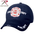 ☆複数点割引☆ROTHCO ロスコ Deluxe Fire Department Low Profile Cap 【9365】