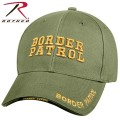 ☆複数点割引☆ROTHCO ロスコ Deluxe Border Patrol Low Profile Cap 【9368】