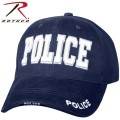 ☆複数点割引☆ROTHCO ロスコ Deluxe Police Low Profile Navy Blue 【9489】