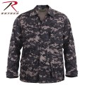 ROTHCO ロスコ DIGITAL CAMO BDU シャツジャケット 9630 Subdued Urban Digital Camo