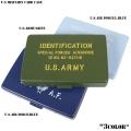 新品 U.S MILITARY カードケース3色