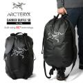 【キャンペーン対象外】ARC'TERYX アークテリクス CARRIER DUFFLE 50 ダッフルバッグ BLACK