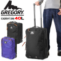 【クーポン対象外】GREGORY グレゴリー CLASSIC ROLLER CARRY-ON クラシック ローラー 40L 2色