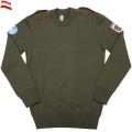 実物 新品オーストリア軍コマンドセーター #1
