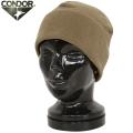 【キャンペーン対象外】CONDOR コンドル MICRO フリース WATCH CAP COYOTE
