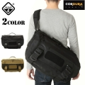 ★カートで10%OFF割引中★HAZARD4 ハザード4 DEFENSE COURIER TACTICAL LAPTOP-MESSENGER BAG 【BLACK/COYOTE】