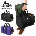 【キャンペーン対象外】GREGORY グレゴリーDUFFLE BAG(ダッフルバッグ S) 2色