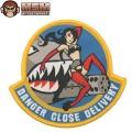 MIL-SPEC MONKEY ミルスペックモンキー パッチ(ワッペン) Danger Close FullColor