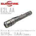 【キャンペーン対象外】SUREFIRE シュアファイア E2L AA OUTDOORSMAN Dual-Output LEDフラッシュライト (E2LAA-A)