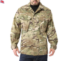 実物 新品 イギリス軍TROPICAL JACKET Multi Terrain Pattern