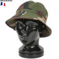 実物 新品フランス軍HBT ブッシュハット CCEカモ