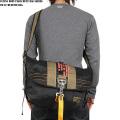 ☆ただいま20%割引中☆FLYING BODY PARACHUTE BAG SERIES 新品 FB-01パラシュート マセットバッグ ブラック