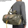 ☆今だけ20%OFF割引中☆FLYING BODY PARACHUTE BAG SERIES FB-154 パラシュート ドラムバッグ オリーブ