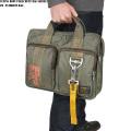☆まとめ割☆FLYING BODY PARACHUTE BAG SERIES 新品 FB-25 パラシュート ブリーフバッグ オリーブ