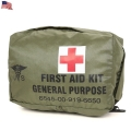 ☆20%OFFセール☆実物 新品 米軍 FIRST AID KIT GENERAL PURPOSE ポーチ