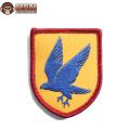 MIL-SPEC MONKEY ミルスペックモンキー パッチ(ワッペン) Blue Falcon FullColor
