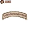 ☆ただいま20%割引中☆【ネコポス便対応】MIL-SPEC MONKEY ミルスペックモンキー パッチ(ワッペン) Gunfighter Strong DESERT
