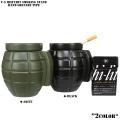 ☆20%OFFセール☆新品 MILITARY 灰皿 手榴弾タイプ2色