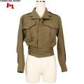 ★今ならカートで18%OFF割引★実物 カナダ軍アイクジャケット▲ミリタリーファッション 軍服