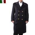 実物 イタリア軍オフィサーウールコート