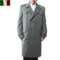 実物 新品 イタリア軍 ギャバジンコート