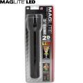 ★ただいま10%OFF★MAGLITE マグライト マグライトLED 2nd D.CELL2  ブラック