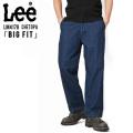 Lee リー LM4178 「BIG FIT」 CHETOPA トラウザー【デニム #400】