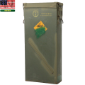 ☆20%OFFセール☆実物 米軍 81mm ILLUM M853A1 AMMO CAN ミリタリーボックス
