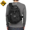 ☆ただいま20%割引中☆MAGFORCE マグフォース MF-0434 Mini Archer Sling Bag Black ブラック スリングバック