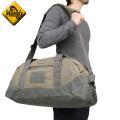 ☆今だけ20%OFF割引中☆MAGFORCE マグフォース MF-0650 23×11 Travel Bag KHAKI/FOLIAGE ボストンバッグ