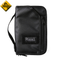 ☆20%OFFセール☆MAGFORCE マグフォース MF-0820-02 Travel Passport Pouch Black