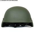 ☆ただいま15%割引中☆新品 米軍MICH2000タイプ グラスファイバーヘルメット オリーブ