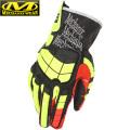 ☆まとめ割引対象☆【ネコポス便対応】Mechanix Wear メカニックス ウェア M-Pact EXP-2 Glove Hi-Viz Yellow