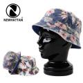 ☆20%OFFセール☆NEWHATTAN ニューハッタン Reversible Bucket Hat #1503