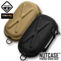 HAZARD4 ハザード4 NUTCASE PADDED HARD CASE(ナット パデッド ハードケース) BLACK/COYOTE