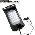 ☆ただいま15%OFF☆OVER BOARD オーバーボード 防水 iPod/MP3ケース ブラック【OB1027BLK】