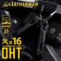 ☆ただいま15%OFF☆LEATHERMAN レザーマン OHT - ONE HAND TOOL BLACK