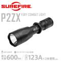 【キャンペーン対象外】SUREFIRE シュアファイア P2ZX FURY COMBAT LIGHT Single-Output LEDフラッシュライト (P2ZX-A-BK)