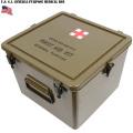 ★キャンペーン対象外★実物 新品 米軍PLASTIC MEDICAL BOX