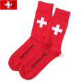 ☆大決算20%割引中☆【ネコポス便対応】実物 新品 スイス軍トレーニングソックス 靴下
