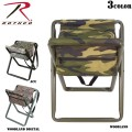 ☆20%OFFセール☆ROTHCO ロスコ Deluxe Camo Stool(ポーチ付)