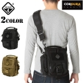 ★カートで10%OFF割引中★HAZARD4 ハザード4 TONTO CONCEALED CARRY MINI-MESSENGER 【BLACK/COYOTE】