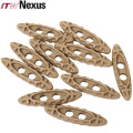 ☆20%OFFセール☆ITW NEXUS Tac-Toggle 10個セット TAN