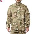 実物 新品 イギリス軍WARM WEATHER COMBAT ジャケット Multi Terrain Pattern