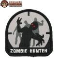 MIL-SPEC MONKEY ミルスペックモンキー パッチ(ワッペン) Zombie Hunter SWAT