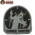 MIL-SPEC MONKEY ミルスペックモンキー パッチ(ワッペン) Zombie Hunter ACU-B