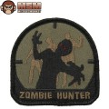 ☆20%OFFセール☆MIL-SPEC MONKEY ミルスペックモンキー パッチ(ワッペン) Zombie Hunter Forest
