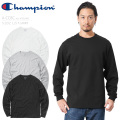 【即日出荷対応】Champion チャンピオン A-CC8C 5.2OZ ロングスリーブ Tシャツ 長袖